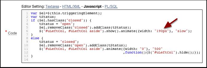 open-close-code