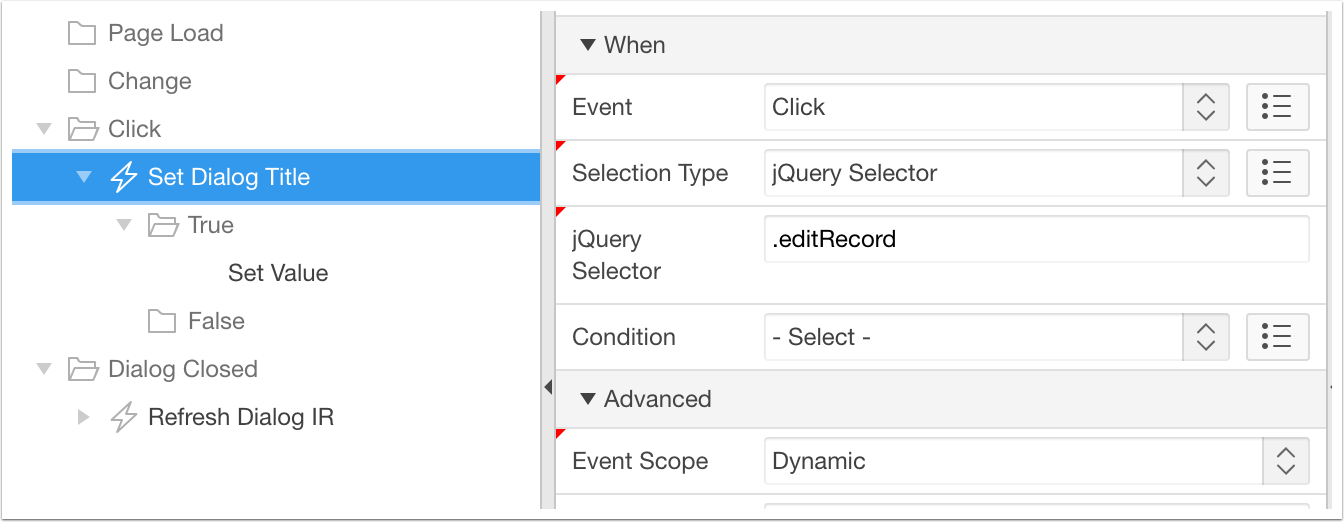 Dynamic Modal Dialog Titles in APEX5 – A little bit of